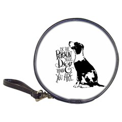 Dog Person Classic 20 Cd Wallets