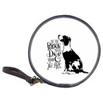 Dog person Classic 20-CD Wallets Front