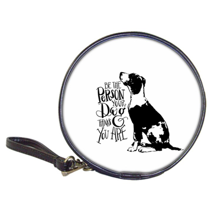 Dog person Classic 20-CD Wallets