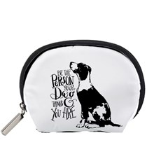 Dog person Accessory Pouches (Small)