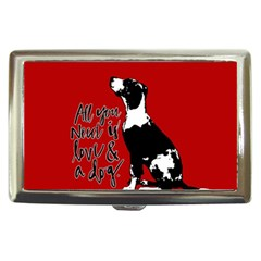 Dog person Cigarette Money Cases
