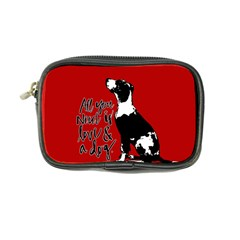 Dog person Coin Purse