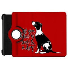 Dog person Kindle Fire HD 7