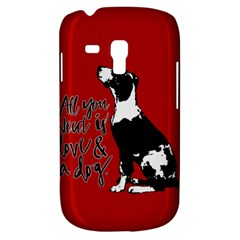 Dog person Galaxy S3 Mini