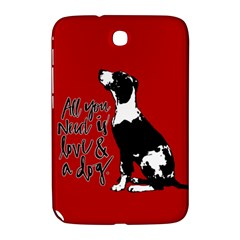 Dog person Samsung Galaxy Note 8.0 N5100 Hardshell Case