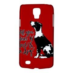 Dog person Galaxy S4 Active