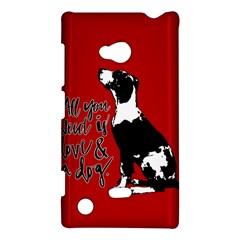 Dog person Nokia Lumia 720