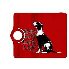 Dog person Kindle Fire HDX 8.9  Flip 360 Case