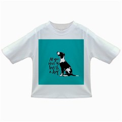 Dog person Infant/Toddler T-Shirts