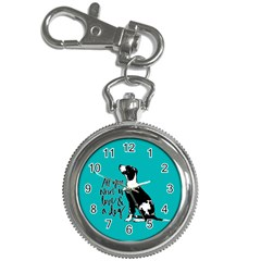 Dog person Key Chain Watches