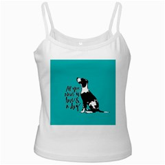 Dog person Ladies Camisoles