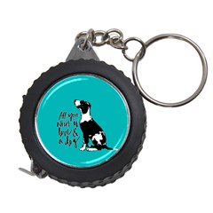 Dog person Measuring Tapes
