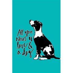 Dog person 5.5  x 8.5  Notebooks