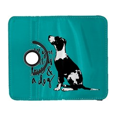 Dog person Galaxy S3 (Flip/Folio)