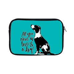 Dog person Apple iPad Mini Zipper Cases