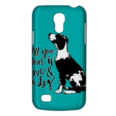 Dog person Galaxy S4 Mini