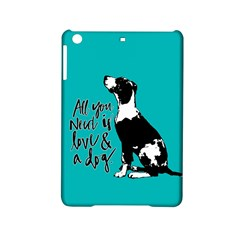 Dog person iPad Mini 2 Hardshell Cases