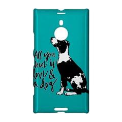 Dog person Nokia Lumia 1520