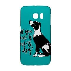 Dog person Galaxy S6 Edge