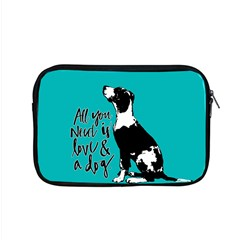 Dog person Apple MacBook Pro 15  Zipper Case
