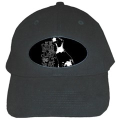 Dog person Black Cap