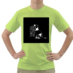 Dog person Green T-Shirt