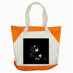 Dog person Accent Tote Bag