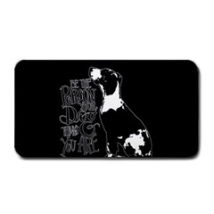 Dog person Medium Bar Mats