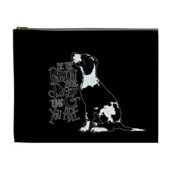 Dog person Cosmetic Bag (XL)