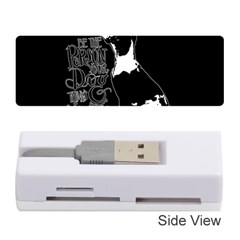 Dog person Memory Card Reader (Stick)