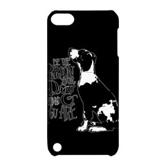 Dog person Apple iPod Touch 5 Hardshell Case with Stand