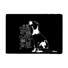 Dog person iPad Mini 2 Flip Cases