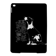 Dog person iPad Air 2 Hardshell Cases