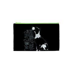 Dog person Cosmetic Bag (XS)
