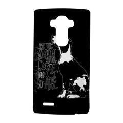 Dog person LG G4 Hardshell Case