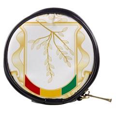 Coat of Arms of Republic of Guinea  Mini Makeup Bags
