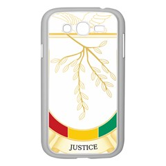 Coat of Arms of Republic of Guinea  Samsung Galaxy Grand DUOS I9082 Case (White)