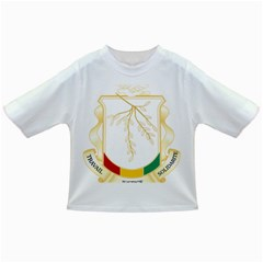 Coat of Arms of Republic of Guinea  Infant/Toddler T-Shirts