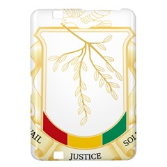 Coat of Arms of Republic of Guinea  Kindle Fire HD 8.9
