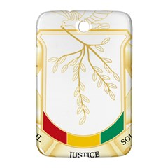 Coat of Arms of Republic of Guinea  Samsung Galaxy Note 8.0 N5100 Hardshell Case