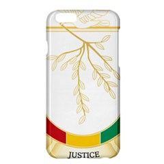 Coat of Arms of Republic of Guinea  Apple iPhone 6 Plus/6S Plus Hardshell Case