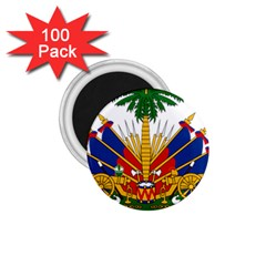Coat of Arms of Haiti 1.75  Magnets (100 pack)