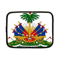 Coat of Arms of Haiti Netbook Case (Small)