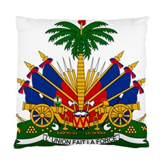 Coat of Arms of Haiti Standard Cushion Case (Two Sides)