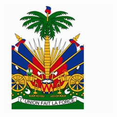 Coat of Arms of Haiti Large Garden Flag (Two Sides)