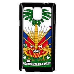 Coat of Arms of Haiti Samsung Galaxy Note 4 Case (Black)