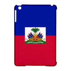 Flag of Haiti  Apple iPad Mini Hardshell Case (Compatible with Smart Cover)