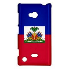 Flag of Haiti  Nokia Lumia 720