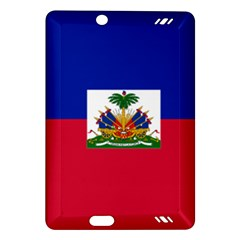 Flag of Haiti  Amazon Kindle Fire HD (2013) Hardshell Case
