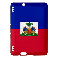 Flag of Haiti  Kindle Fire HDX Hardshell Case